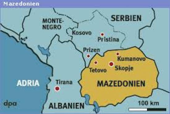 Mazedonien – Geheimtipps und Reisetipps